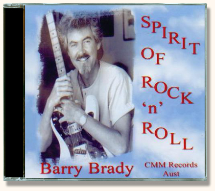 Barry Brady